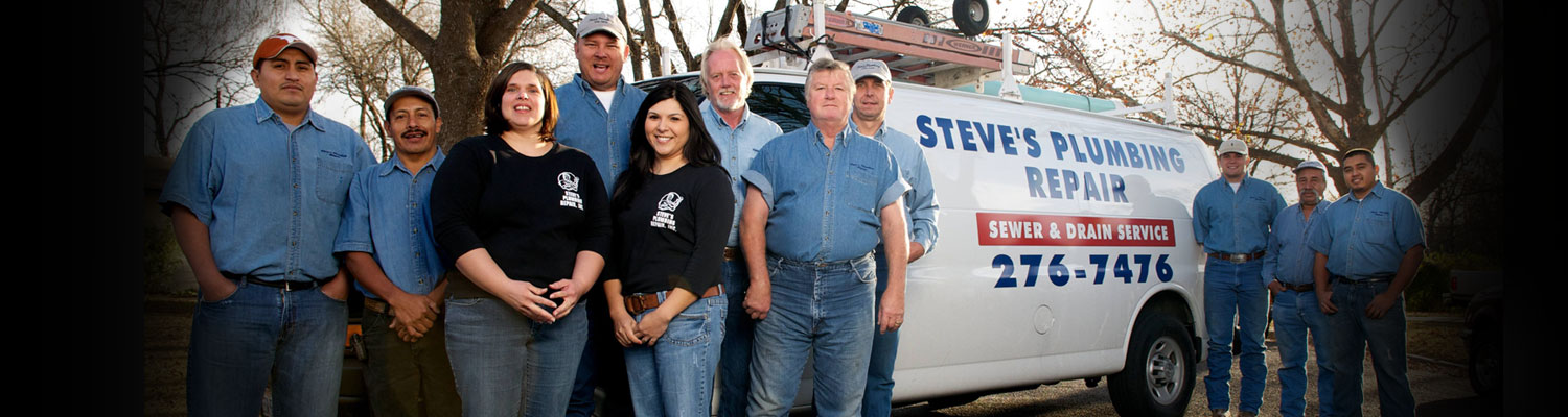 Steve's Plumbing Repair - THCU Business Member Since 1994