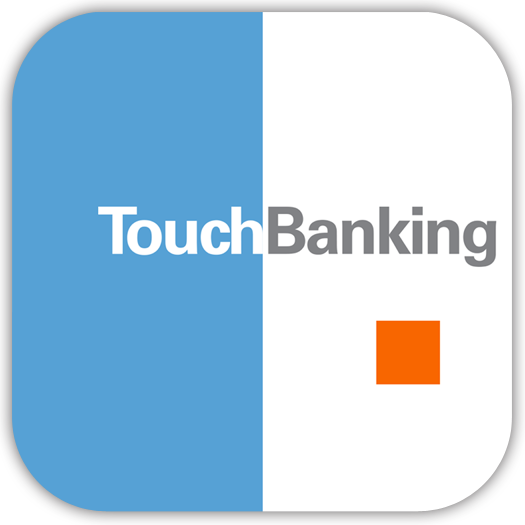 Touch Banking Mobile App